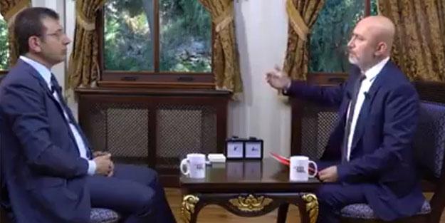 İmamoğlu'ndan skandal 'Demirtaş' açıklaması!