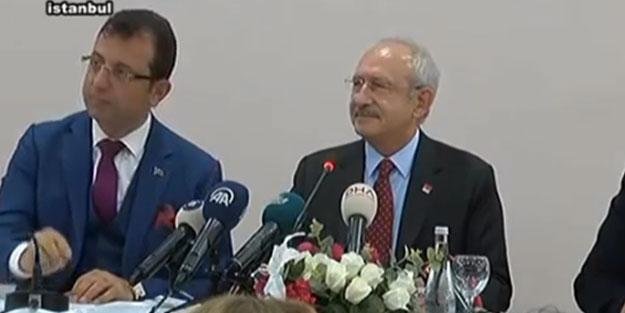İmamoğlu'nun adaylığı o skandal toplantıda kesinleşmiş!