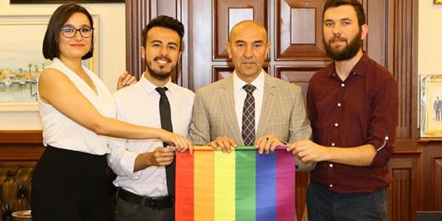 İmamoğlu'nun İzmirli versiyonu... CHP'li Soyer sapkınları ağırladı