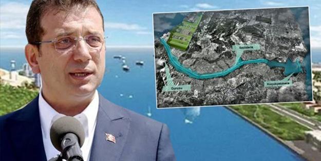 İmamoğlu'nun tüm yalanları çürütüldü! İşte 15 maddede Kanal İstanbul gerçeği