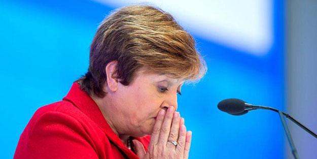 IMF Başkanı Georgieva faizin sinyalini verdi