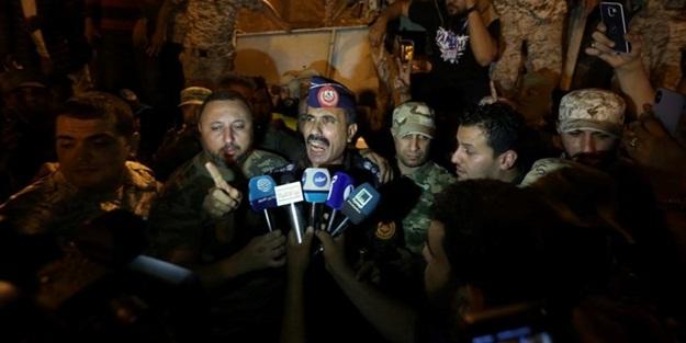 İmha edilen Pantsir, Trablus'ta sergilendi: Lider Erdoğan'a selam olsun