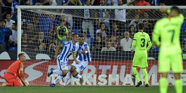 İnanılmaz geri dönüş! Barcelona mağlup oldu