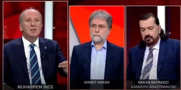 İnce'den Kılıçdaroğlu'na tepki: Ayaküstü bu konular konuşulmaz