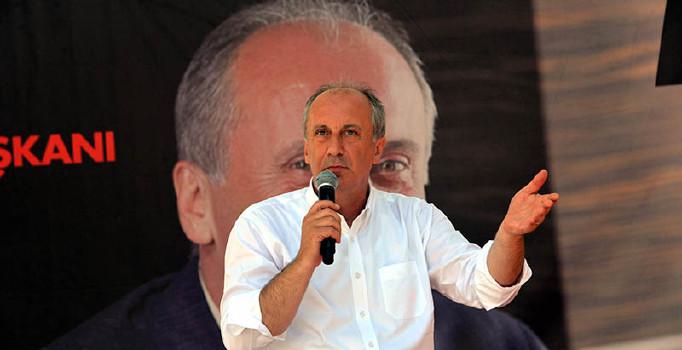 İnce'nin İstanbul mitinginin yeri belli oldu