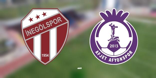 İnegölspor Afyonspor maçı ne zaman? Maç saat kaçta hangi kanalda? TFF 2. Lig 15. hafta