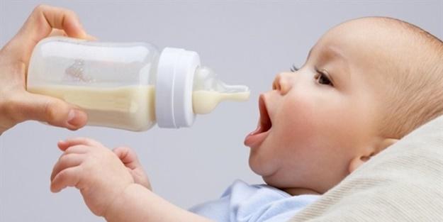 İnek sütü bebeklere yasak mı
