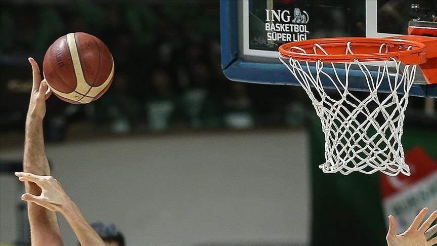 ING Basketbol Süper Ligi'nde iki erteleme maçı yarın oynanacak