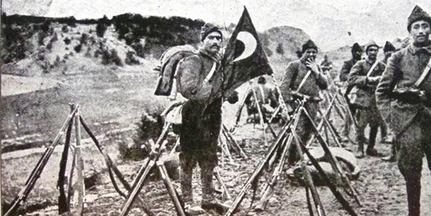 İngiliz arşivleri şoke etti: Osmanlı savaşa girmedi!