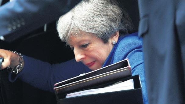 İngiliz hükümetinde yeni atamalar yapıldı