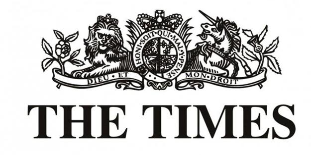 İngiliz The Times, çirkin Türkiye haberini kaldırmak zorunda kaldı