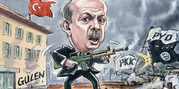 İngiliz medyası: PKK sürekli kalacak