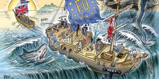 avrupa birliği karikatür ile ilgili görsel sonucu
