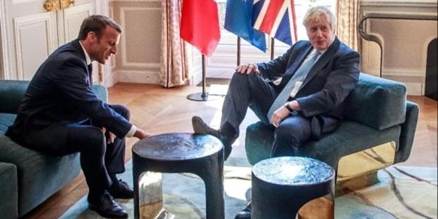 İngiltere Başbakan'ı Boris'in küstahlığı dünyanın gündeminde
