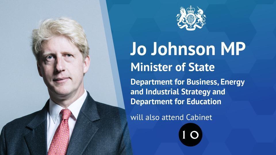 İngiltere Başbakanı Johnson'dan kardeşine jest