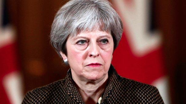 İngiltere Başbakanı May'den itiraf: Suriye'yi vurmadan önce...
