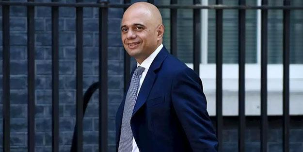 İngiltere Maliye Bakanı görevinden istifa etti