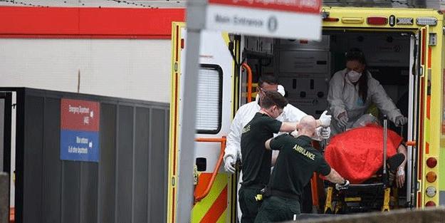 İngiltere'de ağır bilanço: Ölenlerin sayısı 42 bin 143'e yükseldi