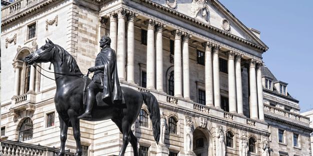 İngiltere'de büyük vurgun! Merkez Bankası'nı soydular