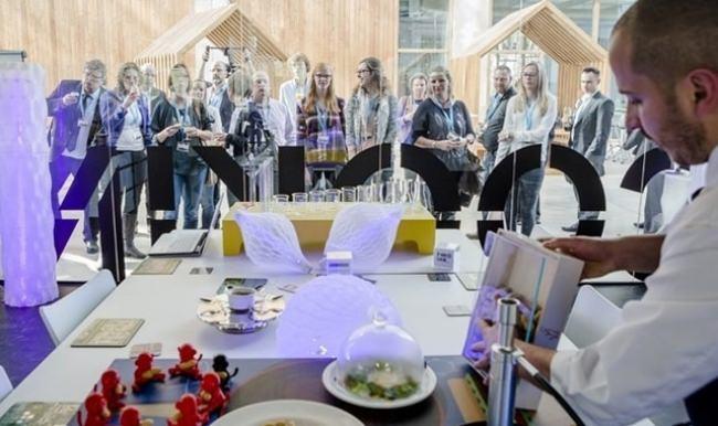 İngiltere'de dünyanın ilk 3D yazıcılı restoranı açıldı