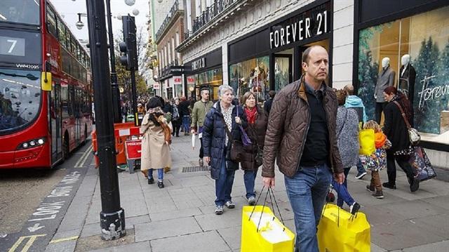 İngiltere'de enflasyon sert yükseldi