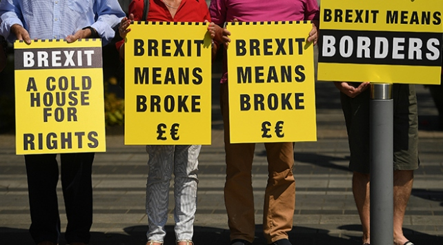 İngiltere'de ikinci Brexit referandumu teklifi