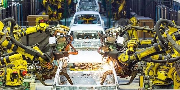 İngiltere'de otomobil üretimi çakıldı!