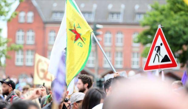 İngiltere'de terör örgütü PKK yandaşları Türk'e saldırdı