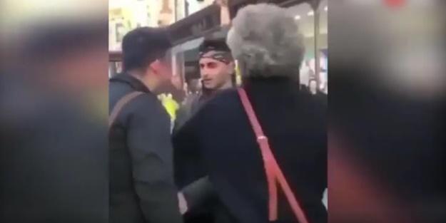 İngiltere'de terör seviciler Türk öğrenciye saldırdı!