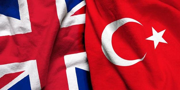 İngiltere'den Türkiye'ye teşekkür