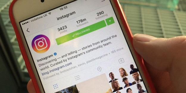 Instagram yeni kararını duyurdu
