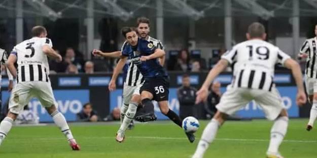 İnter, Juventus ile puanları paylaştı