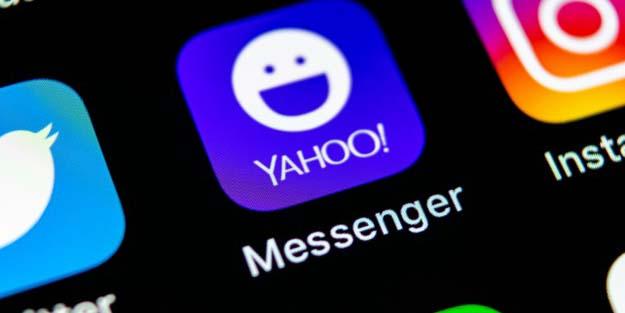 İnternet döneminin ilk mesajlaşma uygulaması Yahoo Messenger kapanıyor!