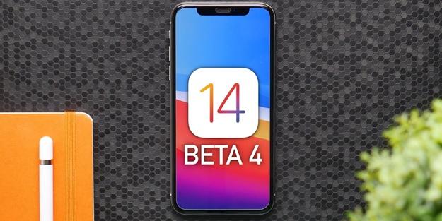 iOS 14 Beta 4 yayınlandı. İşte yeni gelen yenilikler