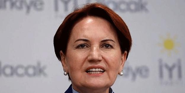 İP Genel Başkanı Meral Akşener: Türkiye'nin en fazla dikkat etmesi gereken şey…