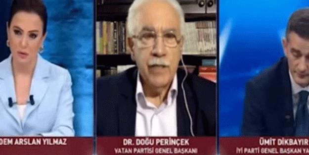 İP-HDP geriliminde yeni perde! Doğu Perinçek 'işte belgeleri' deyip açıkladı