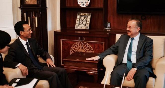 'İpek Yolu Kültür Diyalogu' Erzurum'da başladı