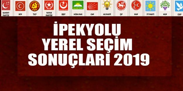 İpekyolu yerel seçim sonuçları 2019   Van ipekyolu belediye seçim sonuçları oy oranları
