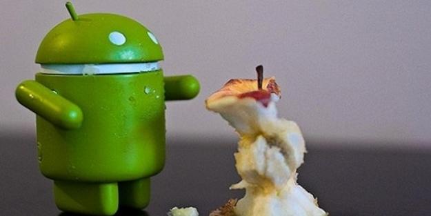 iPhone'da Android işletim sistemi çalışır mı?