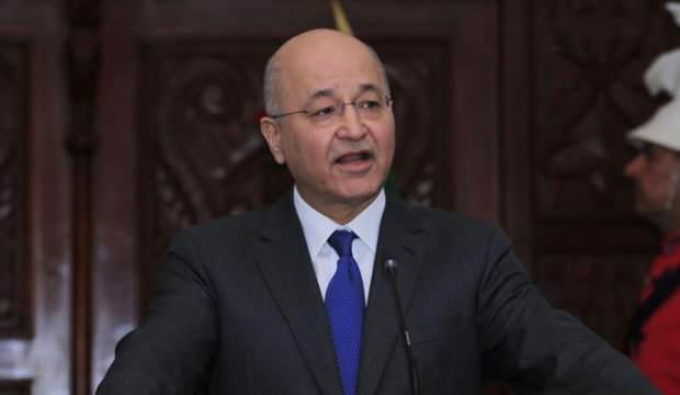 Irak Cumhurbaşkanı, 600'den fazla göstericinin öldüğünü açıkladı