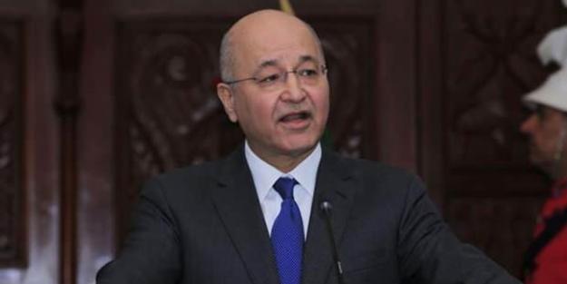 Irak Cumhurbaşkanı açıkladı: 600'den fazla gösterici öldü