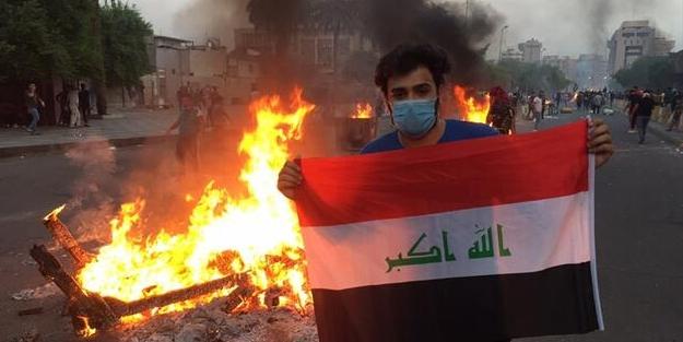 Irak'ta OHAL ilan edildi
