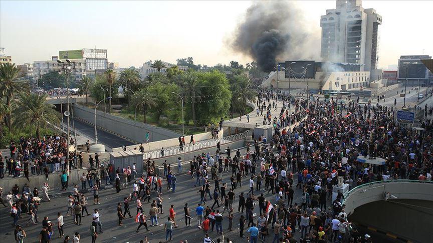 'Irak halkı talepleri yerine gelene kadar vazgeçmeyecektir'