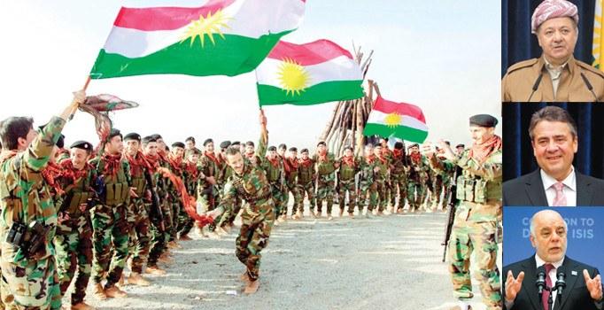 Irak masası kuruldu: DAEŞ'den sonrası bağımsızlık