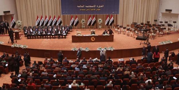Irak Meclis Başkanı belli oldu