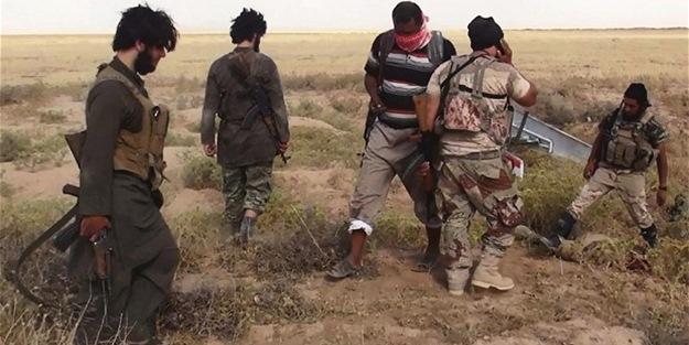 Irak ordusu sivilleri infaz etti!
