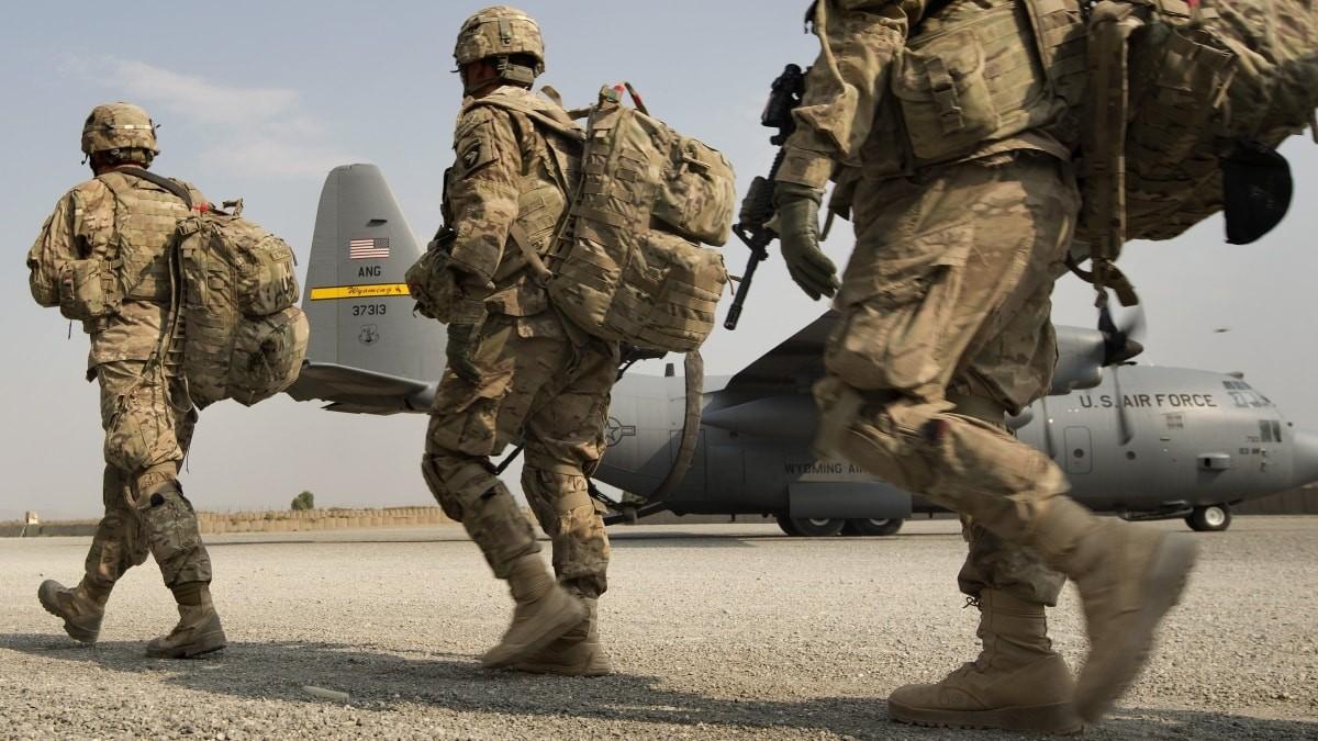Irak ülkeden çıkmalarını istemişti! ABD'den ordu kararı