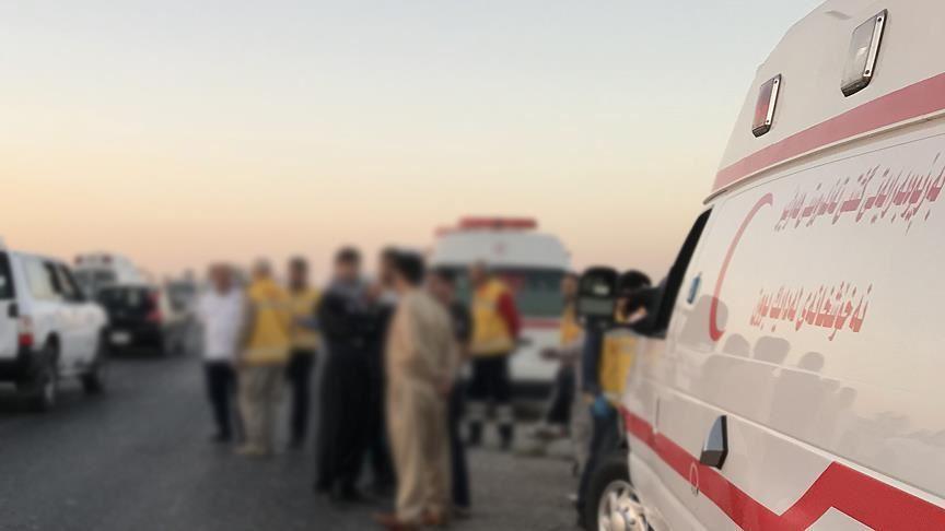 Irak'ın Zikar vilayetinde Haşdi Şabi milisleri göstericilere saldırdı: 7 yaralı