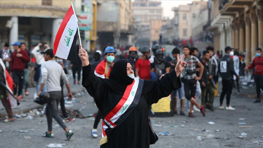 Iraklı protestocular İran'ı neden hedef alıyor?