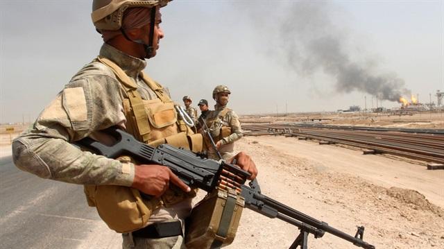 Irak'ta Bağdadi'nin yardımcısı öldürüldü